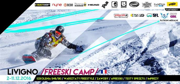 Livigno Freeski Camp