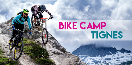 Bike Camp Tignes 2018