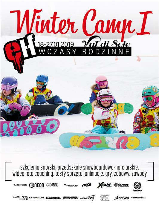 Winter Camp Val di Sole I - wczasy