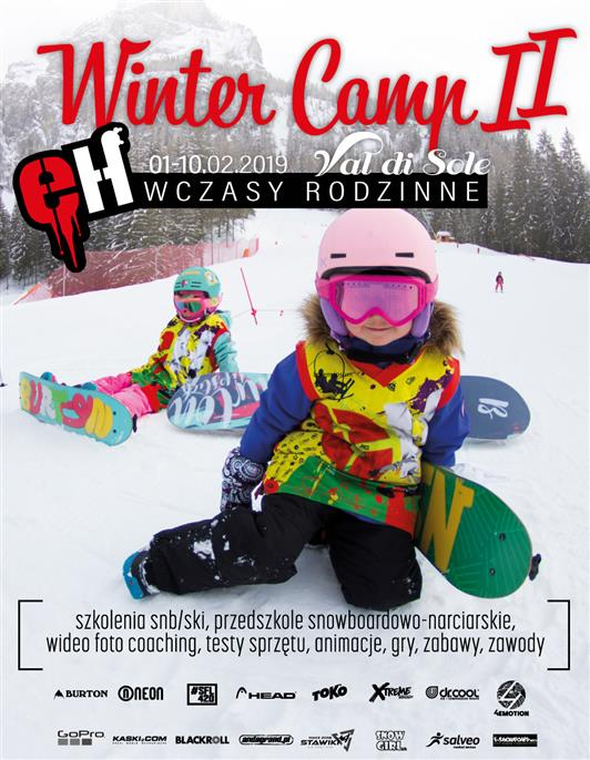 Winter Camp Val di Sole II - wczasy