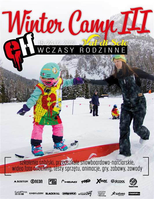 Winter Camp Val di Sole III - wczasy