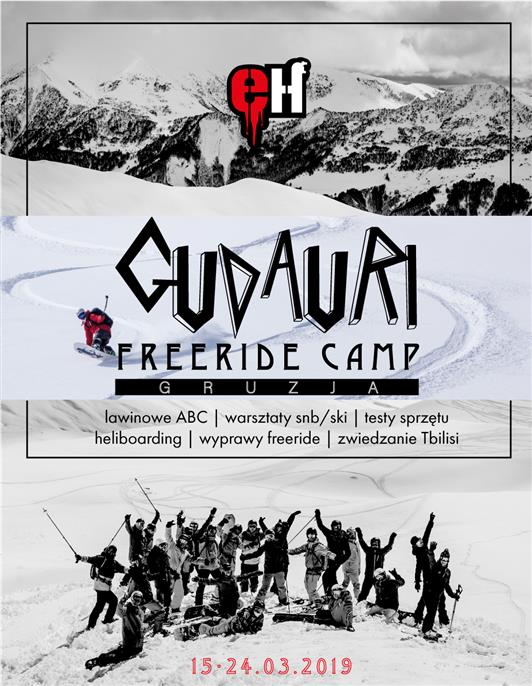 Freeride Camp Gudauri 2019