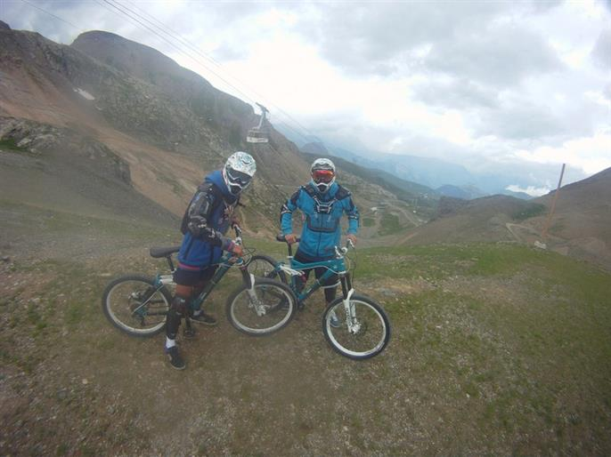 Bike Camp Les2Alpes 2019