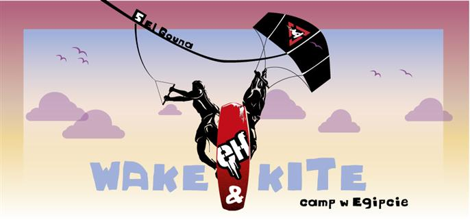 Kite&Wake Camp Egipt 2019