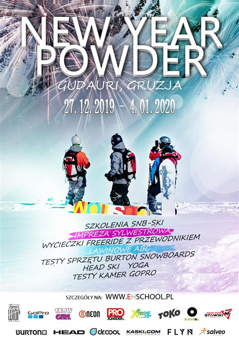 New Years Powder Gudauri 2019