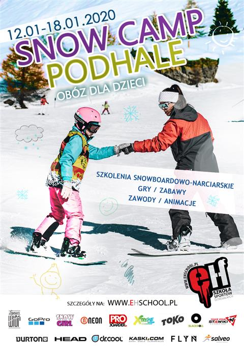 Snow Camp I Podhale 2020