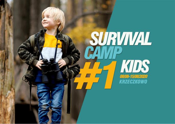 SURVIVAL CAMP KIDS #1